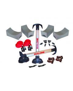 Malone Stax Pro 2 Universal 2 Kayak Transport System