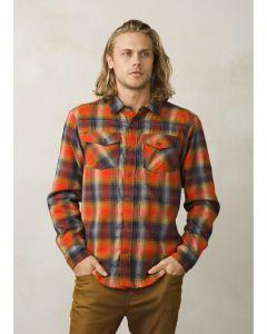 Prana Men's Asylum Flannel Shirt