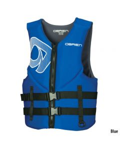 """O'Brien Men's Traditional Neo (Blue)-S (32""""-36"""") Life Jackets"""