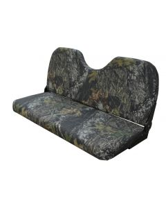 """48"""" Commander II Boat Bench Seat, Camouflage & Sand /Wise Seats"""