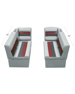 Wise Deluxe Pontoon Front Lounger Seating (Group C)