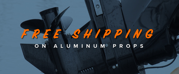 Free Shipping on Aluminum Props