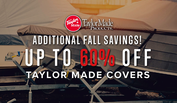 Additional Fall Savings - Up to 60% Off TaylorMade Covers