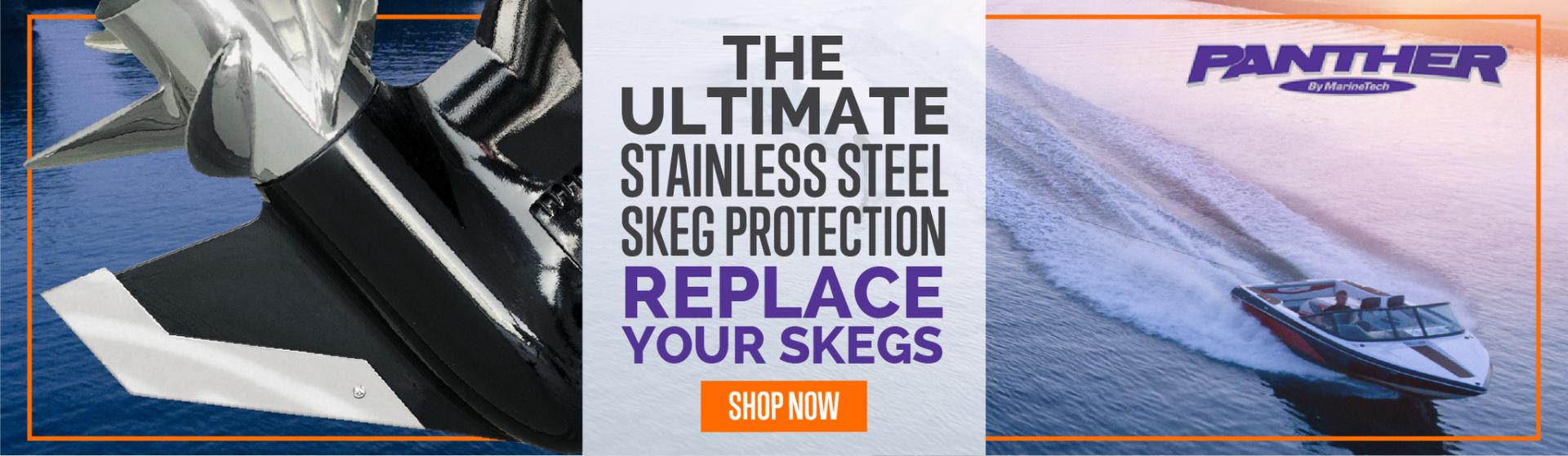 Marinetech Skeg Protection