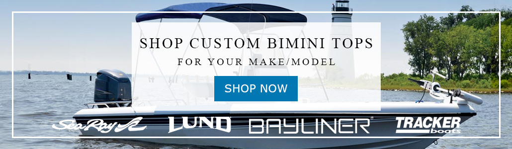 Shop for Bimini Tops by Make and Model