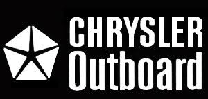 Chrysler Outboard Logo
