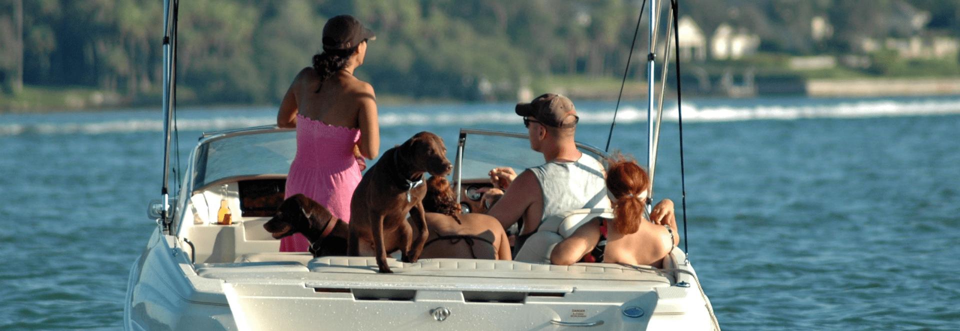 Keep On Boating