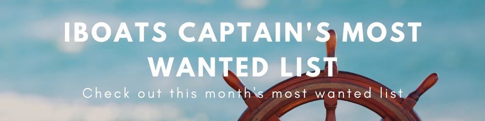 Captain's Most Wanted List