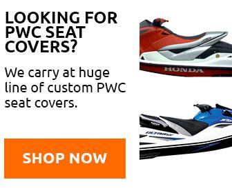 PWC and Jet Ski Seat Covers